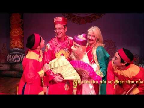 Nhà hát Tuồng Nguyễn Hiển Dĩnh và sự cống hiến của những nghệ sĩ Tuồng - THE FACE, HOÁ TRANG