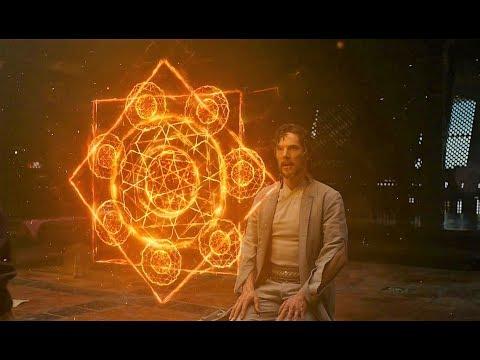Dr.Strange - Training In Kamar Taj