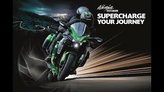 6. 2018 Kawasaki Ninja H2 SX - Full Video