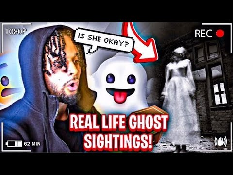 5 Ghost Videos SO SCARY You'll Scream for Yo MAMA ☠️😳 HOW!