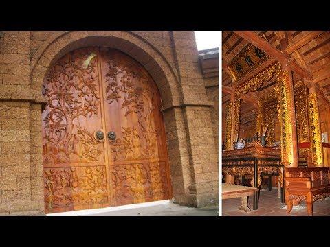 Ngắm nhìn 3 ngôi nhà gỗ mít độc đáo nhất Việt Nam - Thời lượng: 6:36.