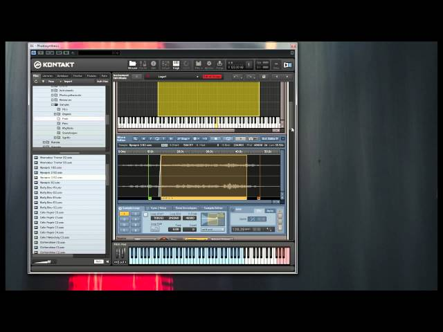 How to Create Your Own Sounds in the Photosynthesis Engine