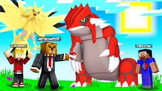 BEATING The Pack In Minecraft Pixelmon Island UHC #2 | JeromeASF