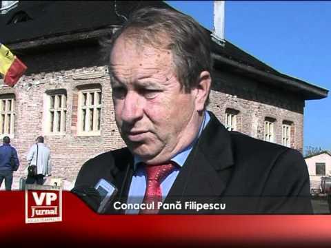 Conacul Pană Filipescu