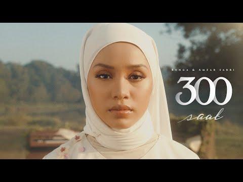 Bunga & Amzar - 300 saat (Official Music Video)
