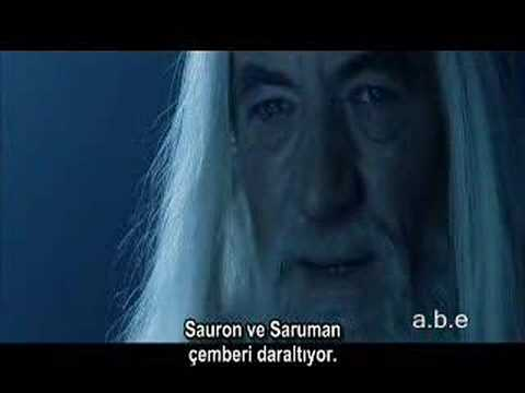 sauron - www.extendededition.com.tr.tc sauron aragorndan korkuyor.