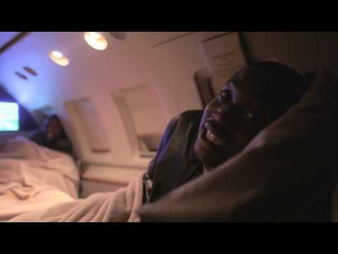 Meek Mill Freestyles In His Private Jet