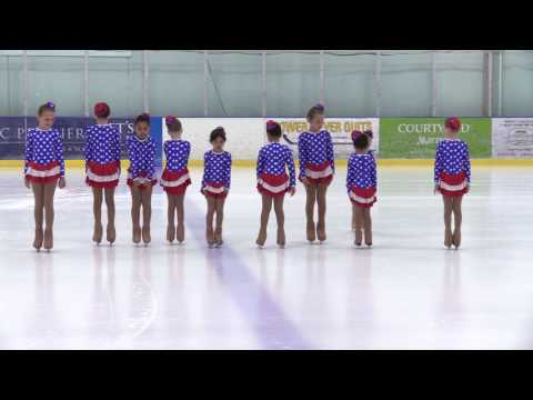 Caileigh Moreno Tot Synchro - ISI Worlds 2017 Team Iceoplex