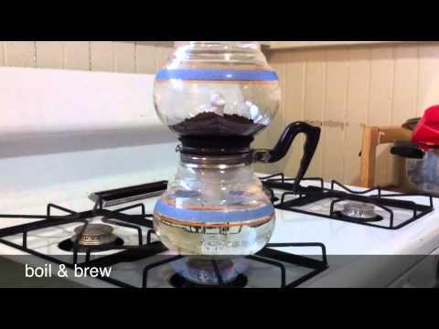 Kent Vacuum Coffee Maker