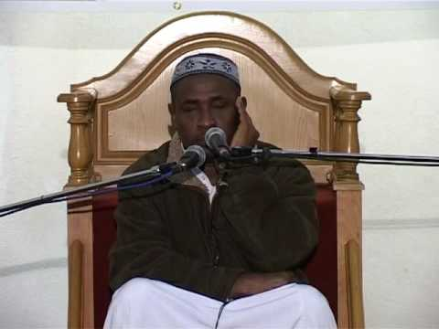 Blind qari's beautiful Quran Recitation