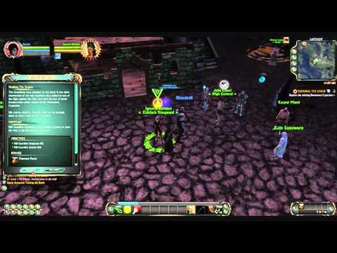 Rift Beta Gameplay Defiant Starting Zone Part 2 - Guardians!