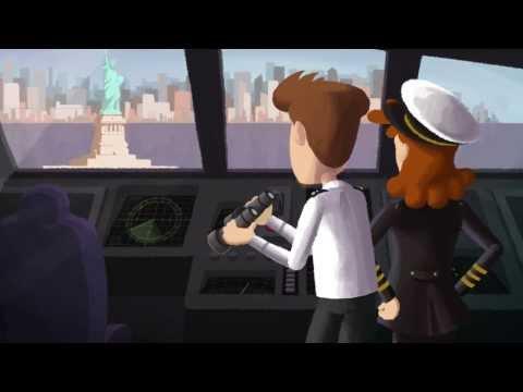 A career at sea looks like...