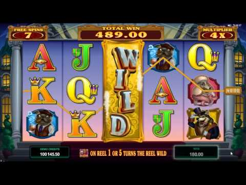 Hound Hotel™ - Bonus Game AWESOME WINS
