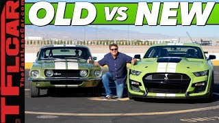The New 2020 Ford Mustang Shelby GT500 is Much Better Than You Think — Here's Why! by The Fast Lane Car