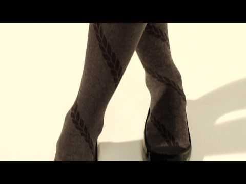 GoldenLady.com: Collezioni moda Trend fashion – Treccia Melange particolare, cod-120C