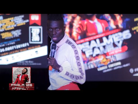 AKPORORO PERFORMING LIVE AGAIN AT PSALM126 LIVE WITH FREEMOUTH DEC 29TH 2019.