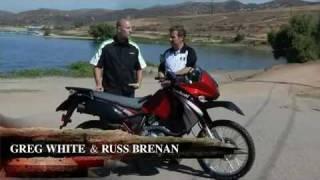 9. 2010 Kawasaki KLR650 Introduction