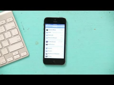 Bluetooth tips - Subscribe Now: http://www.youtube.com/subscription_center?add_user=ehowtech Watch More: http://www.youtube.com/ehowtech Enabling iPhone Bluetooth tethering is something that you can do from...