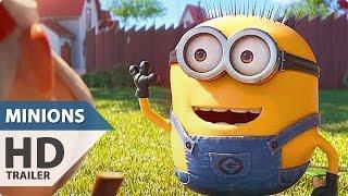 Mower Minions Trailer 2  Animation   2016