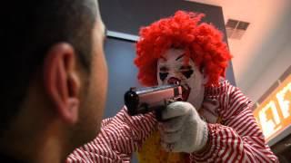 Ronald McDonald Chicken Store Massacre