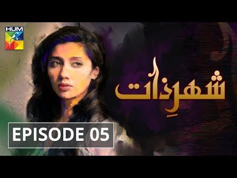 Shehr E Zaat Episode #05 HUM TV Drama