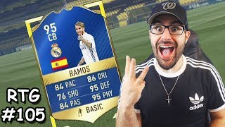 We bought 3 awesome tots card for the road to glory road to fut champions on fifa 17 Ultimate Team!! FIFA 17 Ultimate Team...