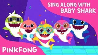 Shark Dance Party | Sing Along with Baby Shark | Pinkfong Songs for Children