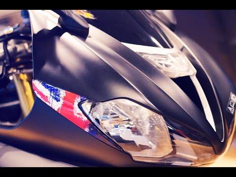 Heavily Accessorized Daytona 675   ISF winner