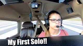Video Ivette's First Solo - Ft. Myers, Fl MP3, 3GP, MP4, WEBM, AVI, FLV Juni 2019