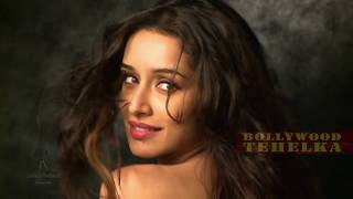 Shraddha Kapoor | Hot Photo Shoot | Daboo Ratnani Calender Making 2015