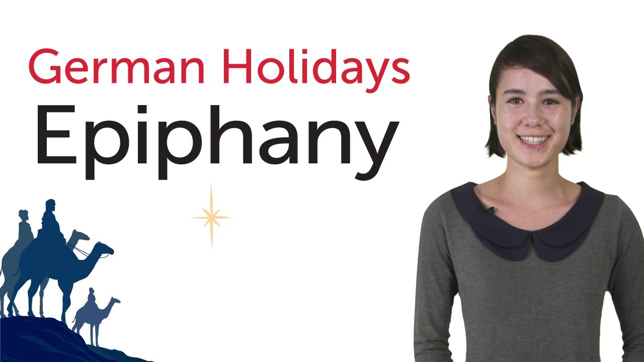 Learn German Holidays – Epiphany