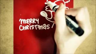 クリスマス手作りディスプレイ