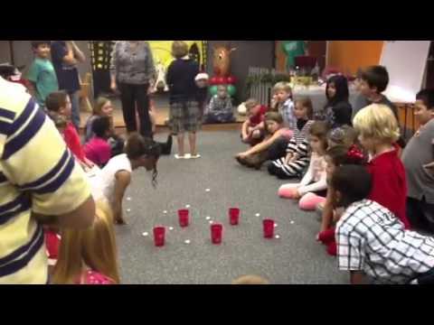Kids Church game!!!