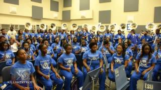 Download Lagu Tennessee State University - Word Up - 2015 (Bandroom) Mp3