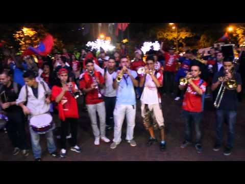 Video - Para salir campeones Hay que poner mas huevo - Rexixtenxia Norte - Independiente Medellín - Colombia - América del Sur