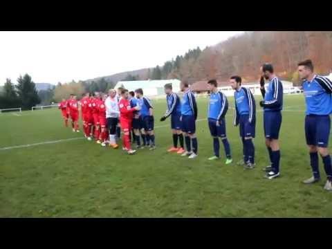 201412 - Coupe de Moselle : Seniors A c. Neufgrange (Séquences)