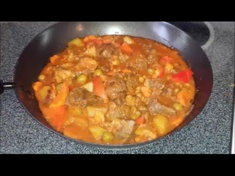 how-to-make beef kaldereta (CALDERETA)