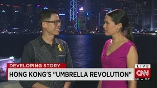 Decoding protest symbols in Hong Kong