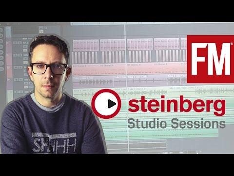 Steinberg Studio Sessions EP12 - Nu:Tone (видео)