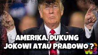 Video Pilpres 2019: Amerika Dukung Jokowi atau Prabowo? MP3, 3GP, MP4, WEBM, AVI, FLV Maret 2019
