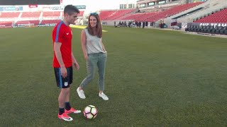 Video Can Christian Pulisic become the first U.S. soccer superstar? MP3, 3GP, MP4, WEBM, AVI, FLV Januari 2018