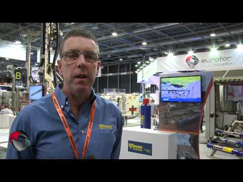 Intermat – WEB TV Eurofor : Interview de Gerry O'Connor – Mincon