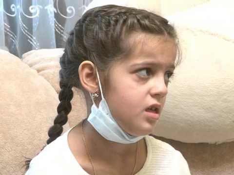 В Самаре у восьмилетней девочки обнаружили редкое онкологическое заболевание