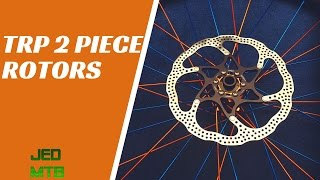 I'm taking a look at some 203mm  TRP 2 Piece Rotors.