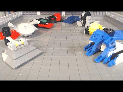 Lego Battlebots Season 3 Episode 3