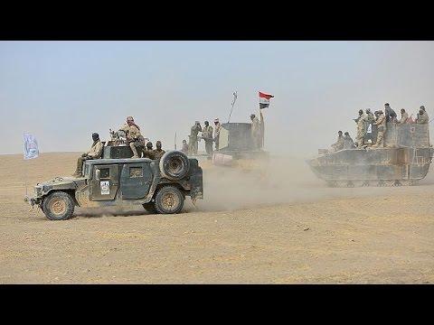 Ιράκ: Σφίγγει ο κλοιός γύρω από τους τζιχαντιστές στη Μοσούλη