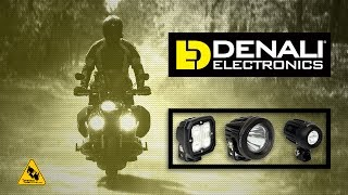Video Denali LED Motorcycle Auxiliary Lighting from Twisted Throttle MP3, 3GP, MP4, WEBM, AVI, FLV Desember 2018