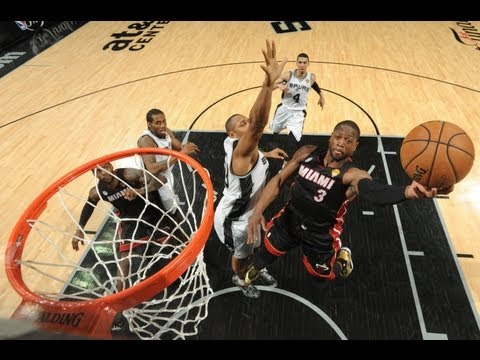 NBA - Watch highlights of Game 4 of the 2013 NBA Finals from an all-access perspective as Dwyane Wade and LeBron James lead the Miami Heat in commanding form over ...