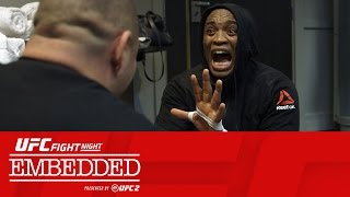 UFC EMBEDDED Fight Night London Ep3