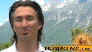 Author / Speaker Promotion - Dr. Stephen West